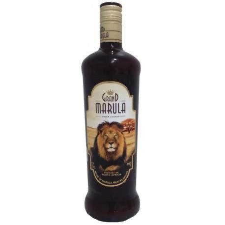 Licor Grand Marula Creme de Licor 750ml Vol. 17%