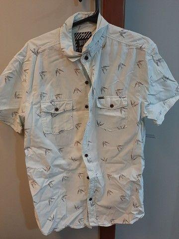 Camisas de excelente qualidade e ótimo estado. - Foto 4