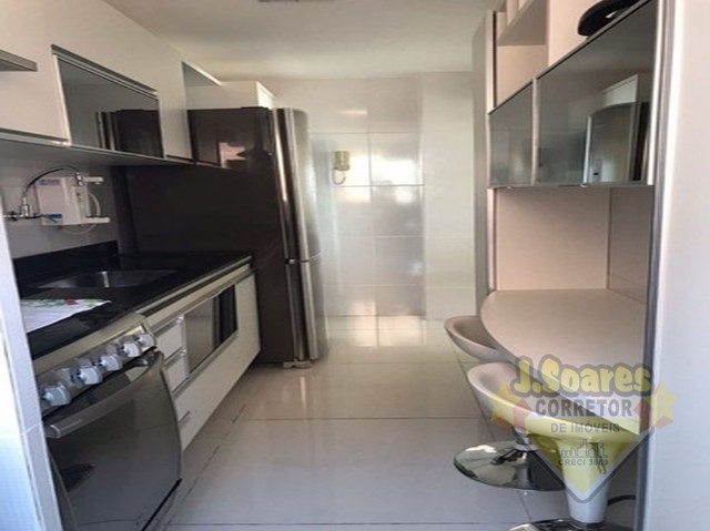 Manaíra, Mobiliado, 2 quartos, suíte, 63m², R$ 3.100, Aluguel, Apartamento, João Pessoa - Foto 8