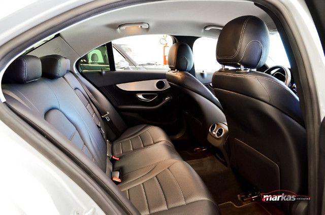Mercedes C180 1.6 Turbo 156 Cv Automatica 66.000 Km - Foto 10