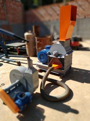 Moinho martelo triturador 50cv - Foto 5