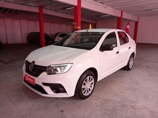 Renault Logan Life 1.0, o sedã compacto mais espaçoso do Brasil!!! - Foto 2