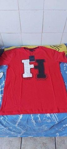 Camisas de várias marcas famosas por 55 reais