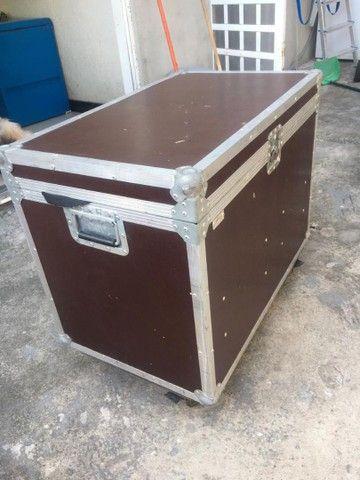 Caixa Hard Case Duplo Moving Head Beam 200- BRAVO<br><br> - Foto 4
