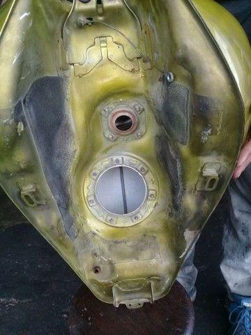 Tangue  de hornet 600f ano 2012 - Foto 5