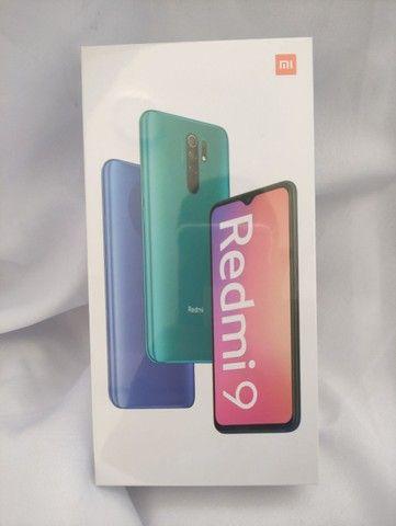 Redmi 9  da Xiaomi.. oportunidade única.. Novo Lacrado com pronta Entrega