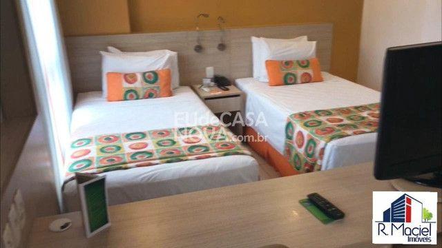 Flat Quality Hotel Manaus, Av. Mário Ypiranga, Adrianopolis - Foto 5