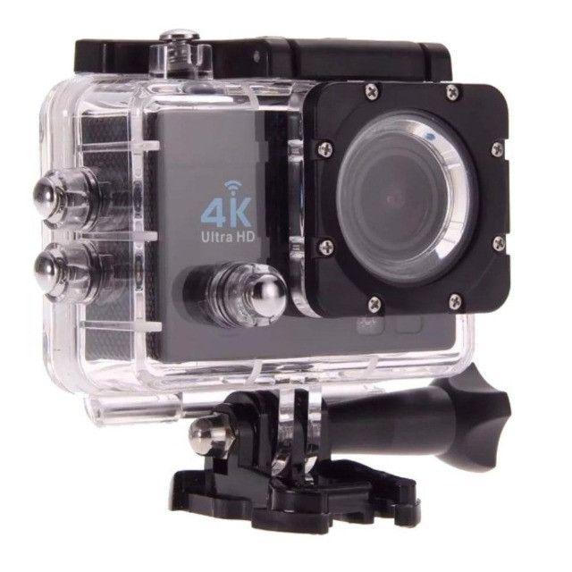 Câmera Sports Cam 4k Full Hd 1080 Wifi - Foto 5