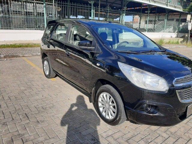 Chevrolet Spin LT 1.8 2013 Nova demais!!! - Foto 5