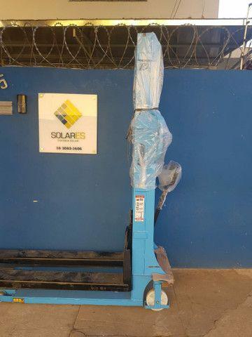 Empilhadeira hidráulica paletrans 1,5 toneladas  - Foto 6