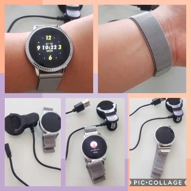 Smarth Watch relógio inteligente IP67