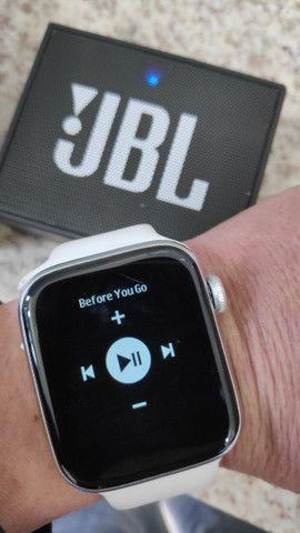 Baixou Preço! Smartwatch Iwo Max! Faça e receba chamadas pelo smartwatch! - Foto 4