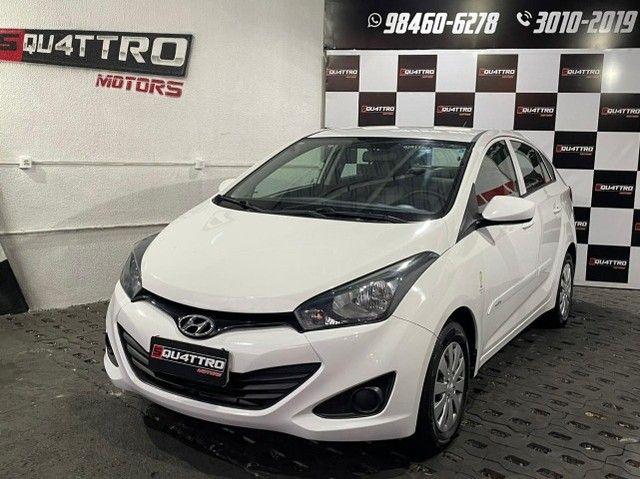 Hyundai Hb20S 1.0 (Serie Copa) 2015 (Financio 100%)