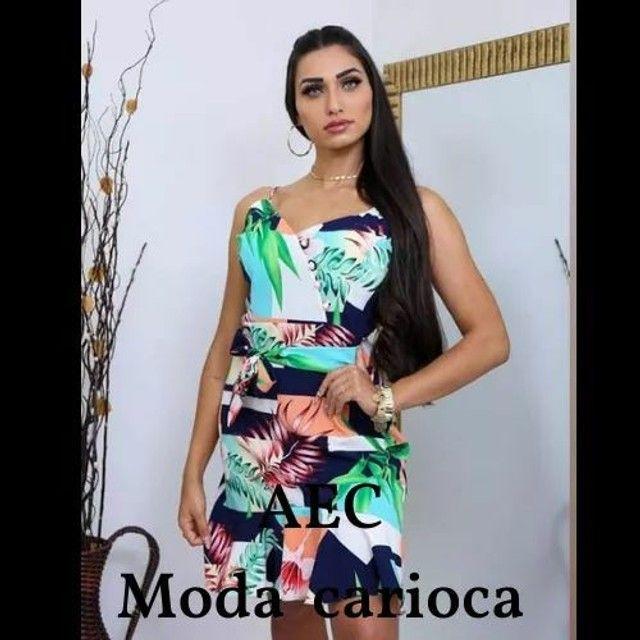 Vestidos macaquinho  - Foto 2