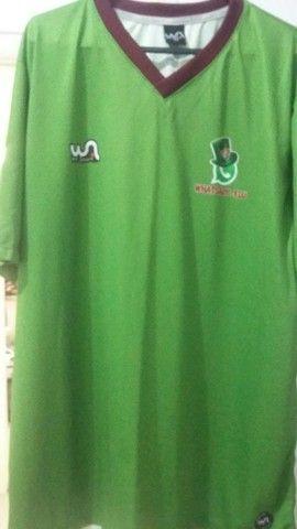 Camisa Fluminense Whatsapp-Flu tamanho XG - Foto 4