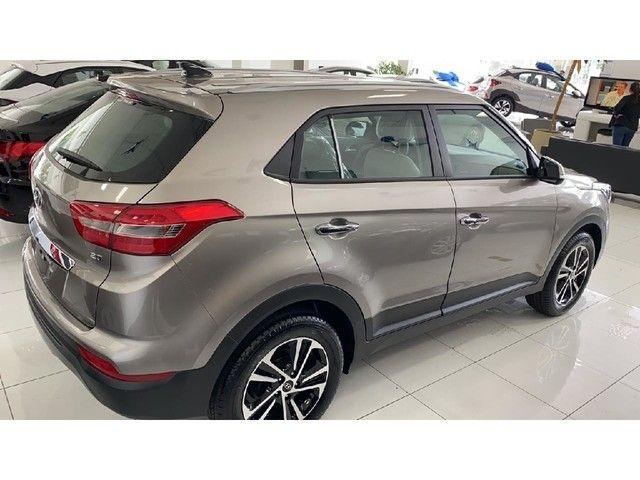 Hyundai Creta 2.0 16V FLEX PRESTIGE AUTOMÁTICO - Foto 12