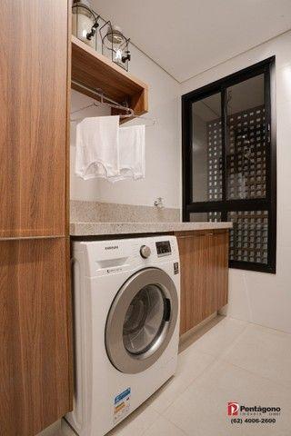 Apartamento à venda com 2 dormitórios em Setor oeste, Goiânia cod:24065 - Foto 5