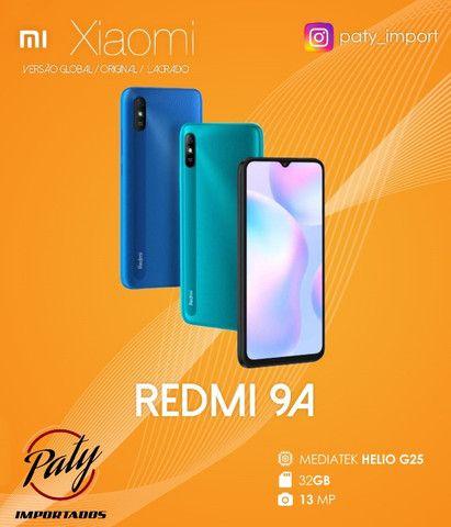 Redmi 9A 32GB Pronta Entrega - Paty Importados