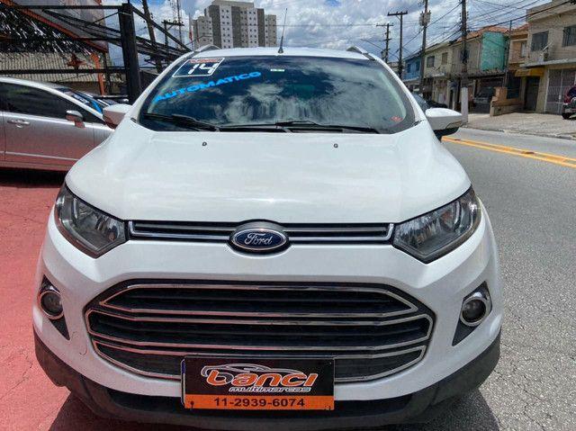 Ford EcoSport Titanium 2.0 Aut. - Foto 2