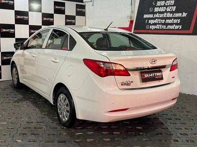 Hyundai Hb20S 1.0 (Serie Copa) 2015 (Financio 100%) - Foto 4