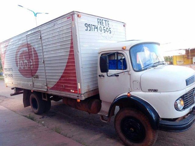 Caminhão baú 1113 - Foto 4