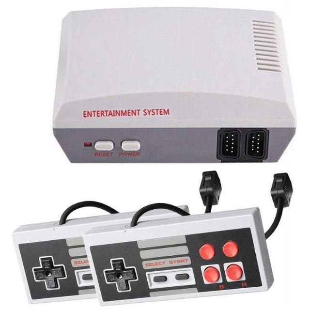 Console Classic Edition HD Video Game com 600 Jogos Clássicos