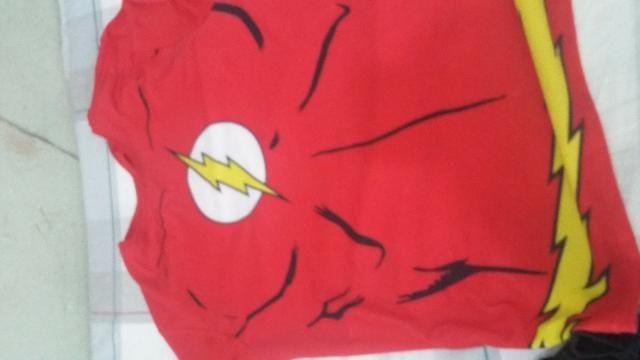 Camisas super herois