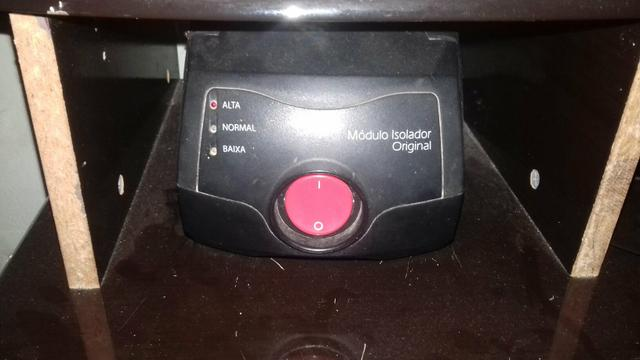 Módulo isolador