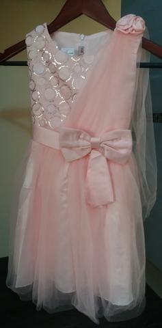 Vestido Lindo Infantil Feminino