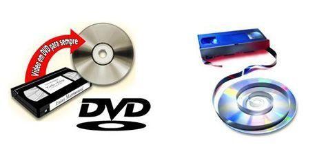 Converta hoje sua fitas vhs para dvd 15,50 cada acima de 10 fitas pague 13,00