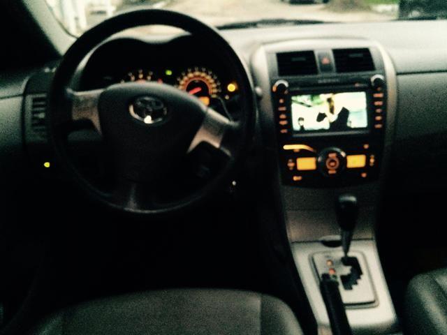 Corolla 2011 XEI - Preto - NOVO!