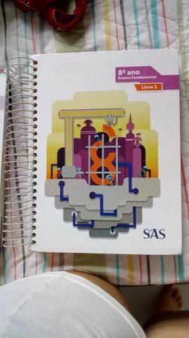 Livros Ari de Sá (SAS) 8°ano