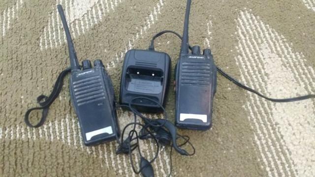 ``Radio comunicador