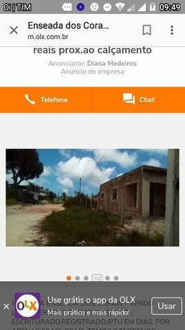 Enseada dos Corais_Terreno apenas 50mil escriturado,registrado,com 360m2