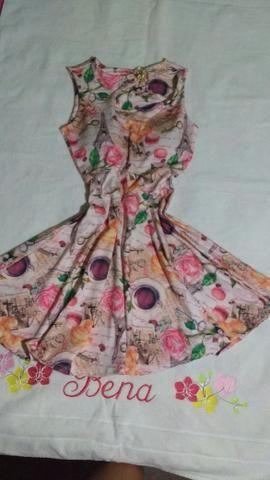 Vestido venda ou troca