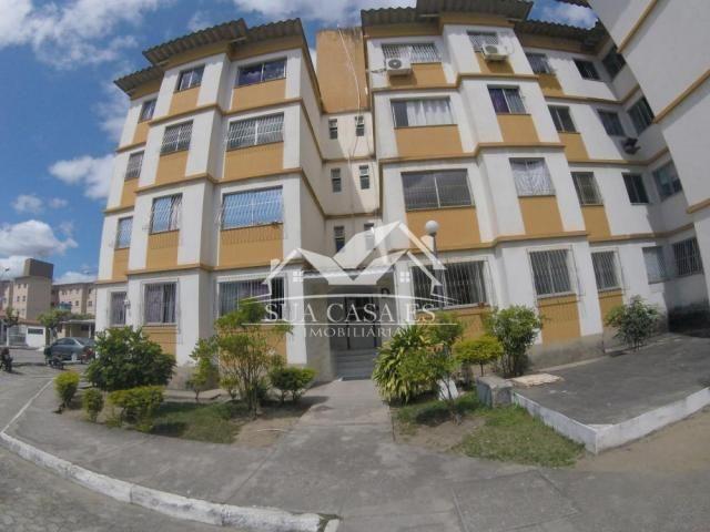 Apartamento à venda com 3 dormitórios em Valparaíso, Serra cod:AP279RO - Foto 17