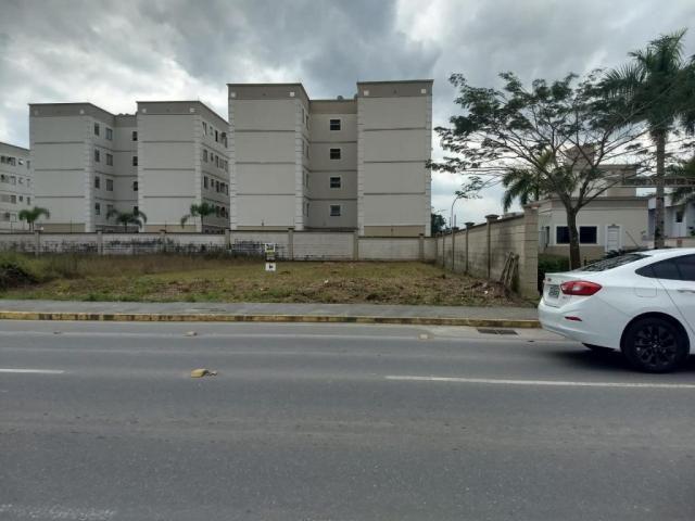 Terreno para alugar com 0 dormitórios em Vila nova, Joinville cod:L88633