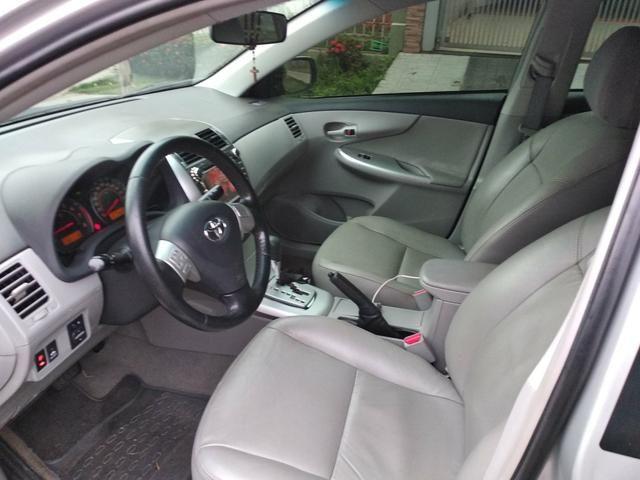 Corolla gli 2014 automático,couro, multimídia - Foto 9