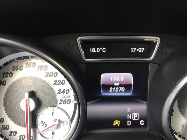 Mercedes GLA 200 Enduro 2016 apenas 21mil km GLA200 - Foto 10