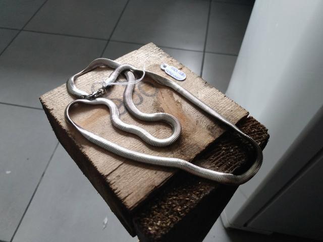 Cordão Espinha de Cobra