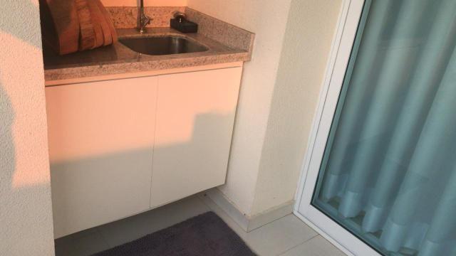 Vendo/aluguel apt no flamboyant semi-mobiliado - Foto 7