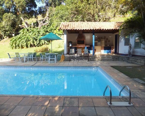 Sítio-haras c/ 9 casas, riacho, lago, piscina, futebol, sauna, br116 - próximo a teresópol - Foto 5