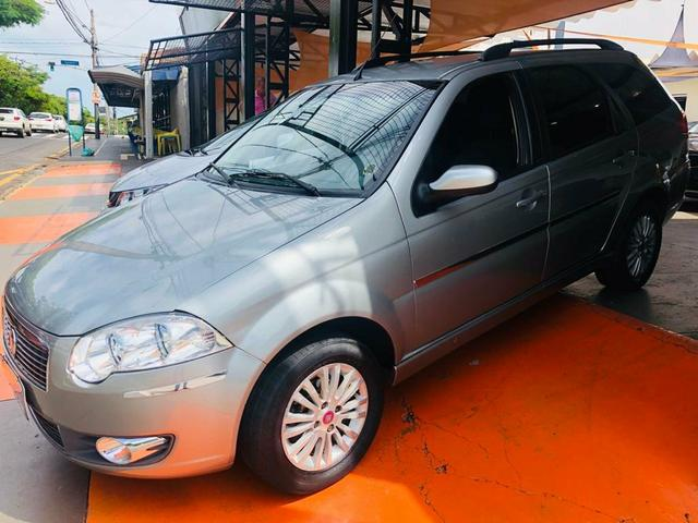 Fiat Palio Weekend atractive 1.4 flex