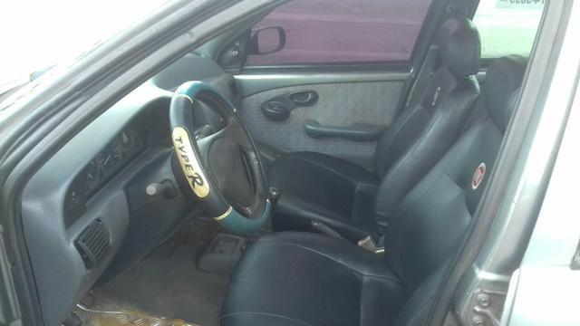 Vendo Fiat Palio ano 98 R$ 4,000,00 para vender logo - Foto 6