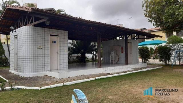 Casa com 4 dormitórios à venda, 143 m² por r$ 390.000 - maraponga - fortaleza/ce - Foto 18