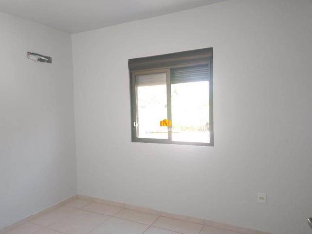 Apartamento com 2 dormitórios para alugar, 64 m² por r$ 590/mês - montanha - lajeado/rs - Foto 7