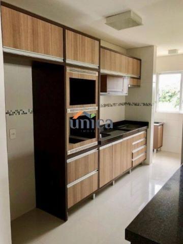 Apartamento à venda com 3 dormitórios em Floresta, Joinville cod:UN01268 - Foto 15