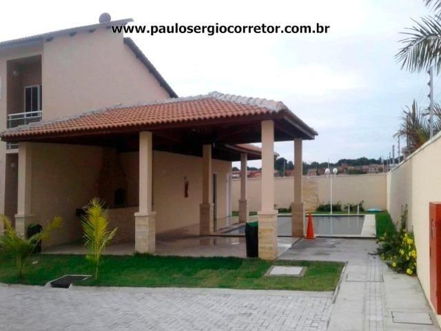 Aluga ou vende casa duplex em condomínio - Ancuri/Messejana - Foto 7