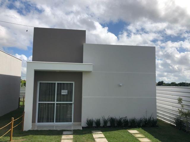 Casa 2 Quartos em Condominio no Papagaio - RS 116.990,00 - (75) 99231-6865 WhatsApp