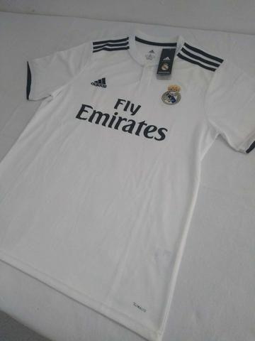 Camisa Real Madrid Adidas 2018 2019 Nova na Etiqueta - Roupas e ... cca444ca6731e